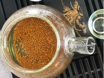 Корисні властивості та склад гречаного чаю Ку Цяо