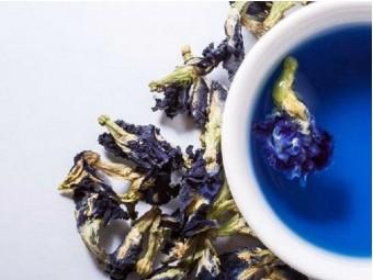 Синій чай Анчан - напій з Таїланду