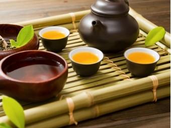 Японський чай - види та особливості